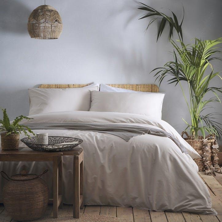 Savannah Bedding Set, Double, Linen
