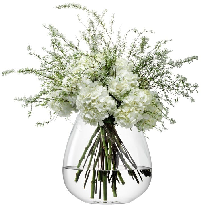 LSA Flower Giant Arrangement Vase 38cm