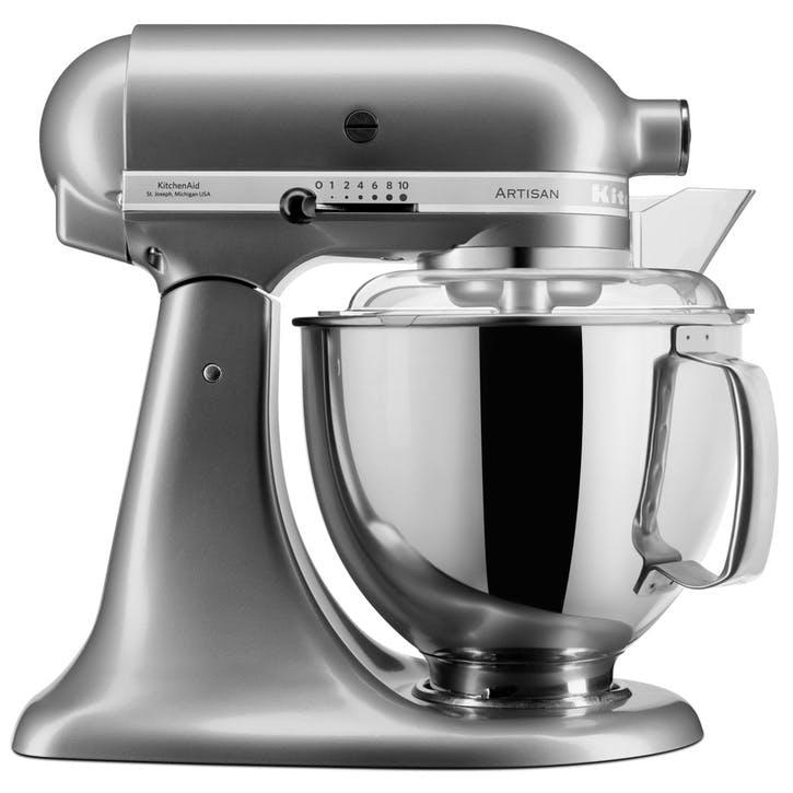Artisan Stand Mixer - 4.8L; Contour Silver