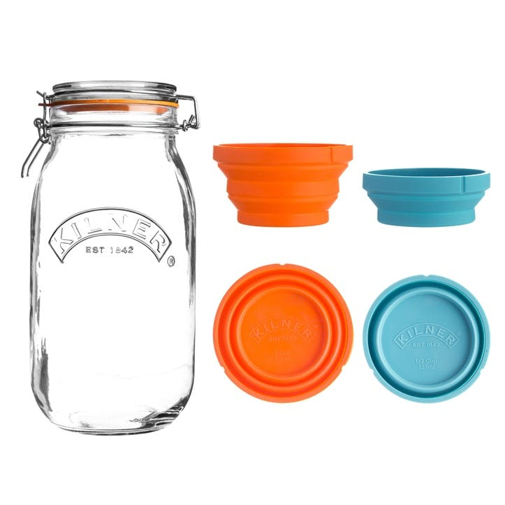 Measure And Store Jar Set, 3L