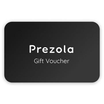 Prezola Online Gift Voucher, Turquoise