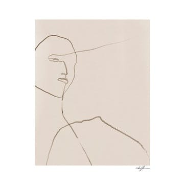 Clay, Anna Johansson Art Print