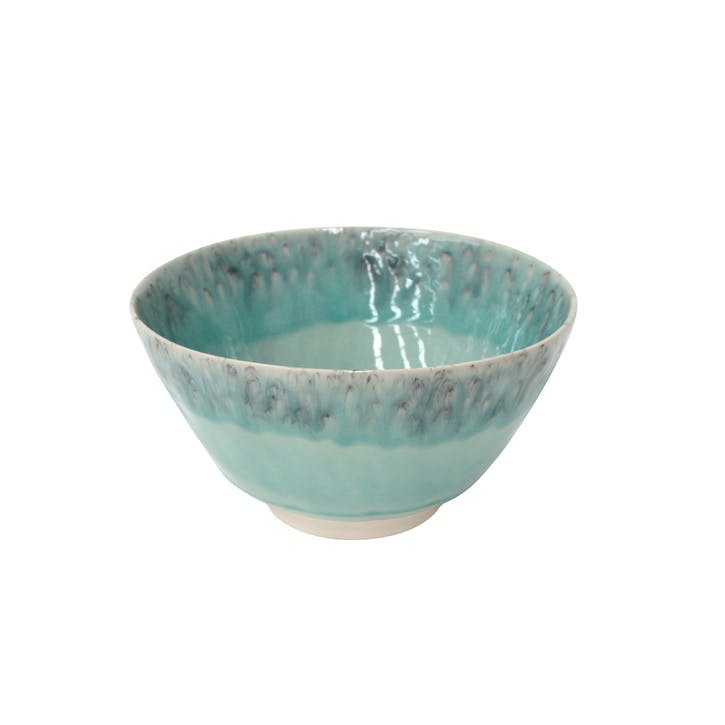 Madeira Blue Serving Bowl