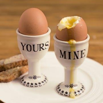 Stir It Up Egg Cups, Set of 2