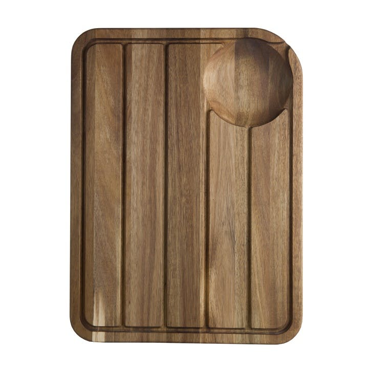 Jamie Oliver Acacia Carving Board