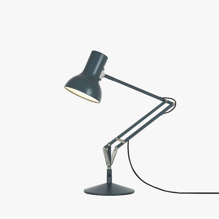 Mini Desk Lamp Slate Grey