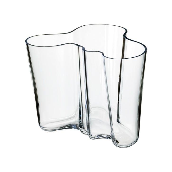 Aalto 160 Vase, Clear