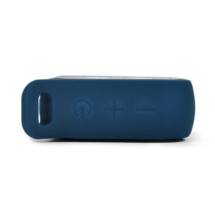 Pebble Bluetooth Speaker; Indigo