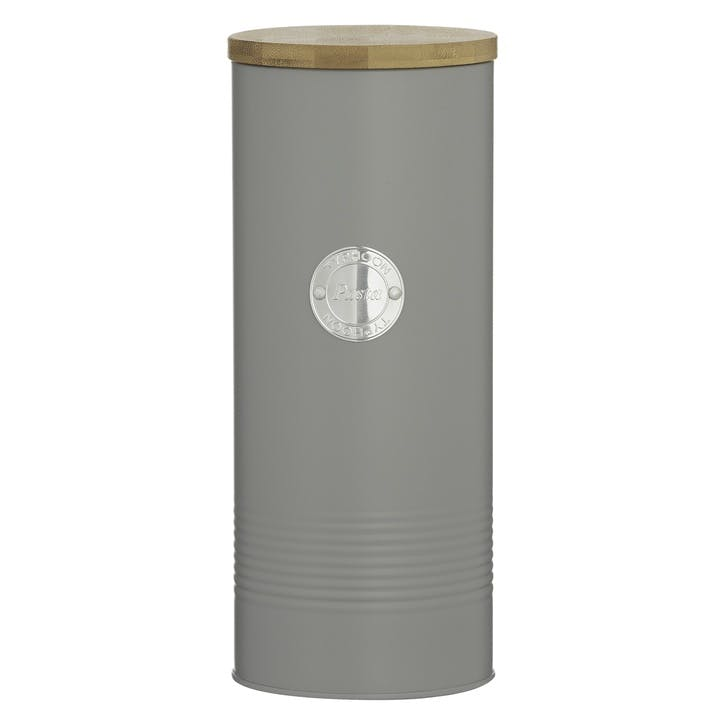 Living Pasta Storage, Grey
