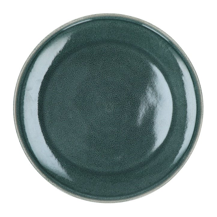 Bude Dinner Plate, Set of 4, Blue
