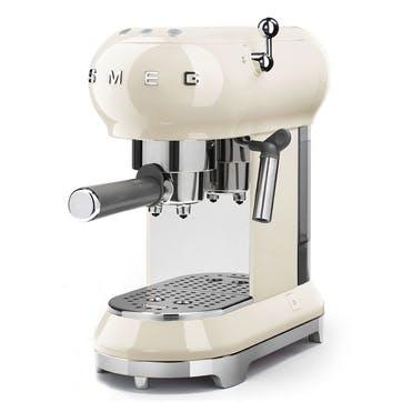Espresso Machine, Cream