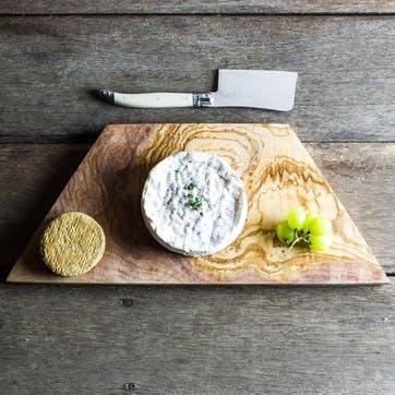 Geo Trapezium Wooden Chopping & Cheese Board - 30cm