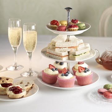 Honeymoon Tea for Two £25