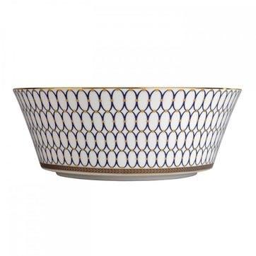 Renaissance Gold Round Serving Bowl