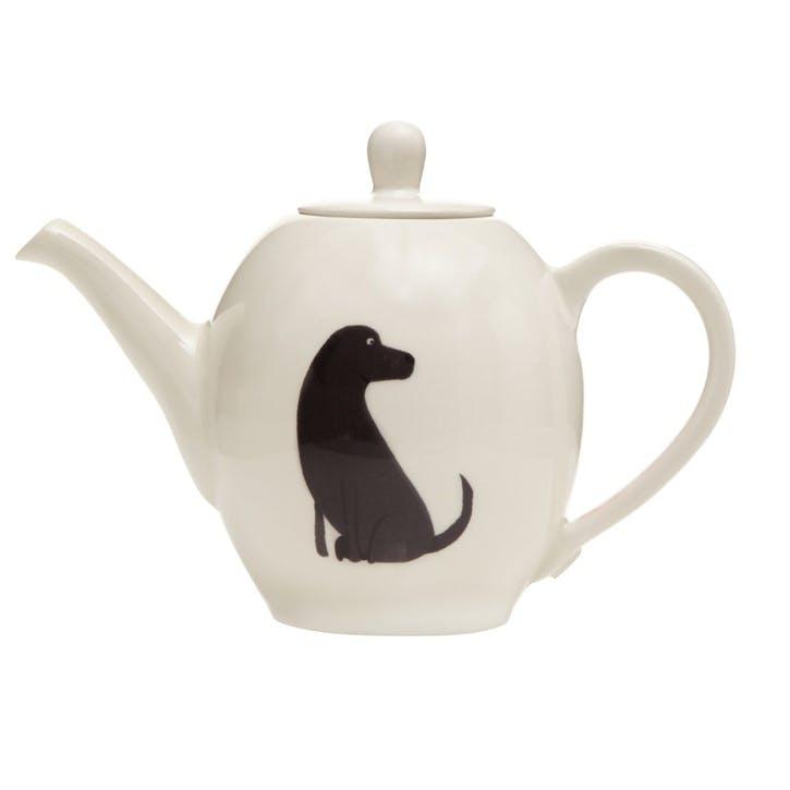 Labrador Teapot
