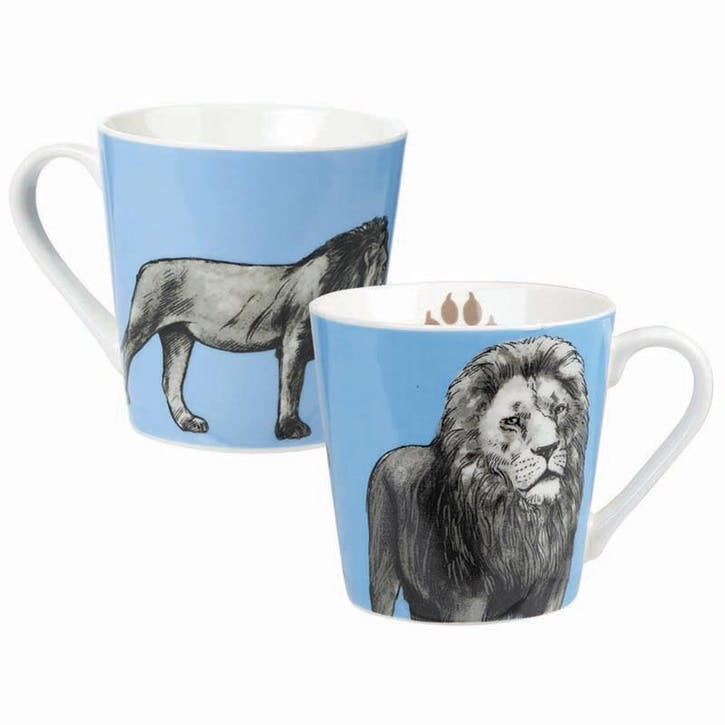 The Kingdom Bumble Lion Mug