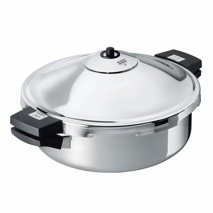 Duromatic ® Hotel Frying Pan Side Grips 5L/28cm