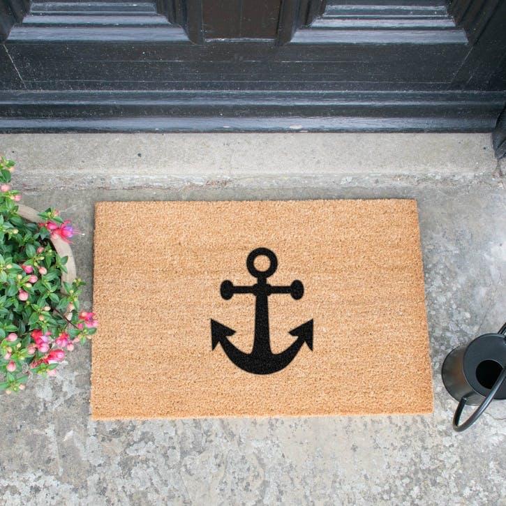 Anchor Doormat
