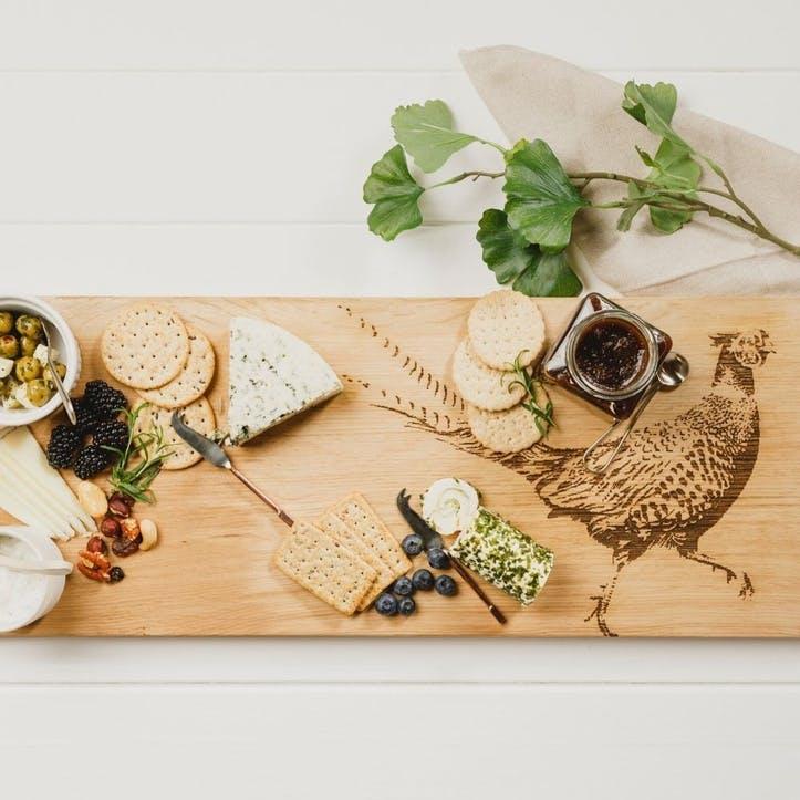 Pheasant Oak Serving Board