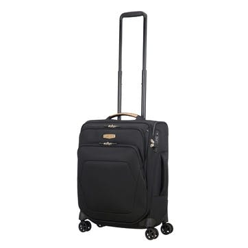 Spark Sng EcoSpinner Suitcase, 55cm, Black