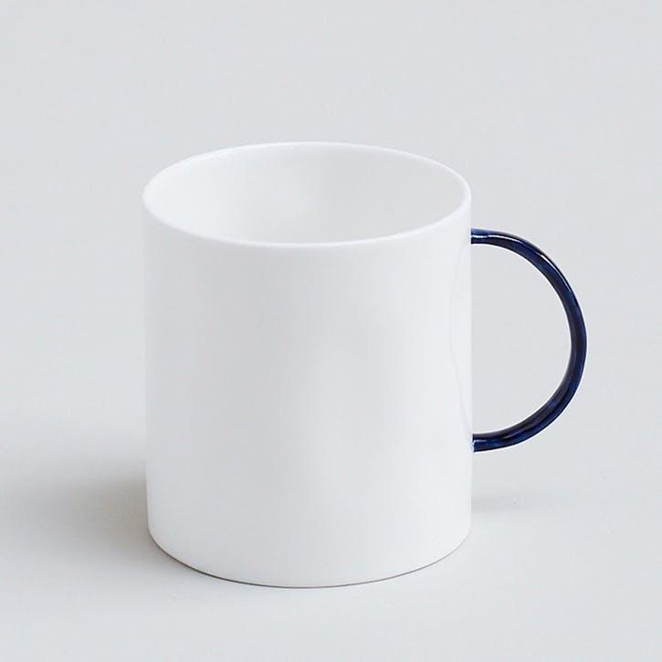 Cobalt Tea Mug, 12oz