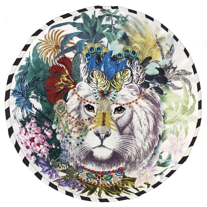 Jungle King Opiat Cushion