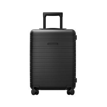 H5, Cabin Trolley Suitcase, W40 X H55 X D20cm, Black