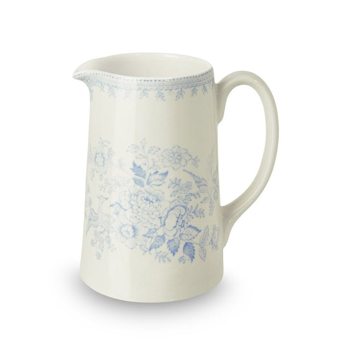 Asiatic Pheasants Tankard Jug, Medium, Blue