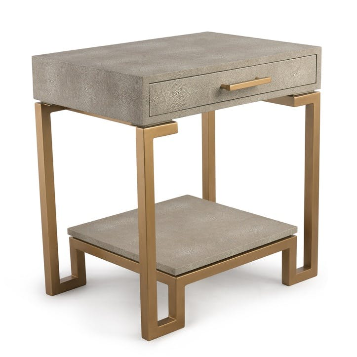Flex Side Table, Cream