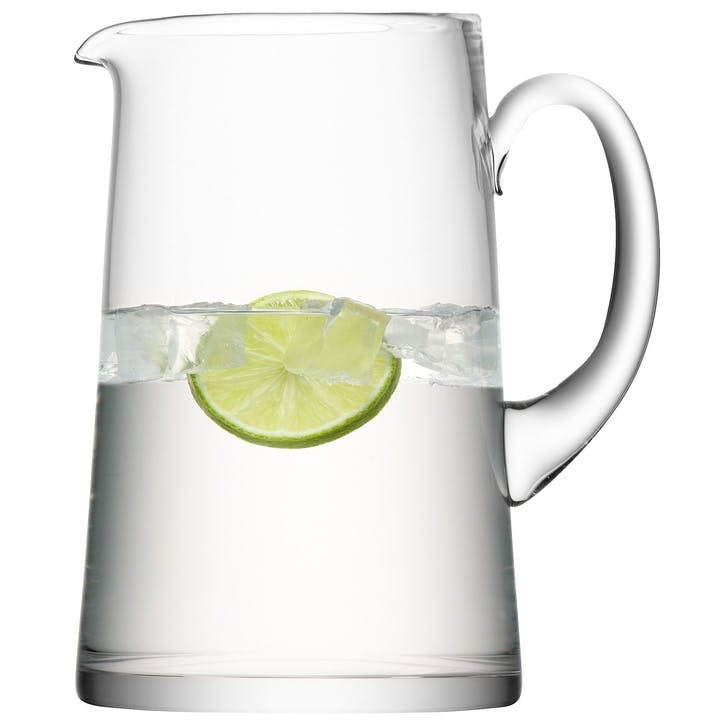 LSA Tapered Jug 1.7l, Clear