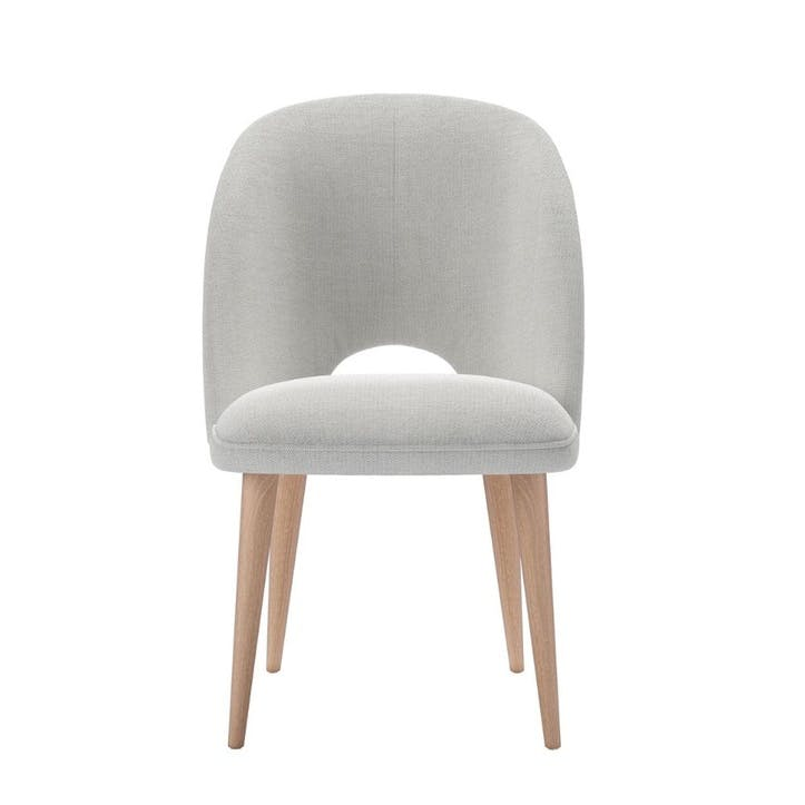 Darcy Dining Chair, Pumice House Basket Weave