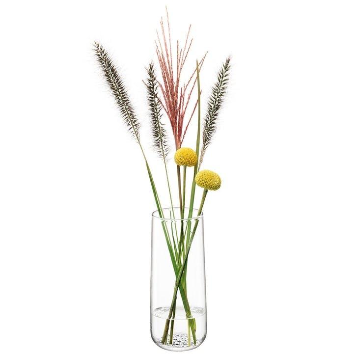 Market, Bud Vase, Clear