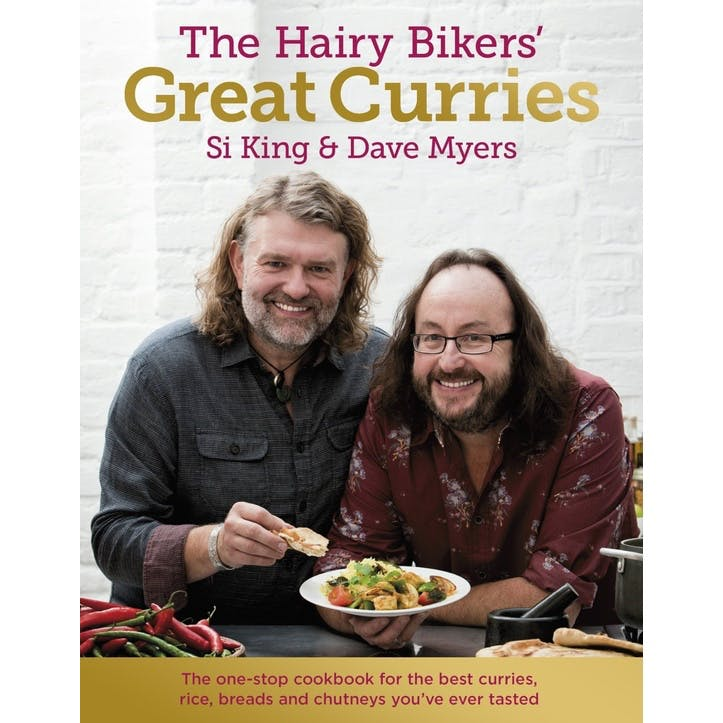 The Hairy Bikers' Great Curries, Hardback