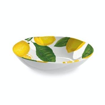 Lemon Fresh Wide Serving Bowl D30cm