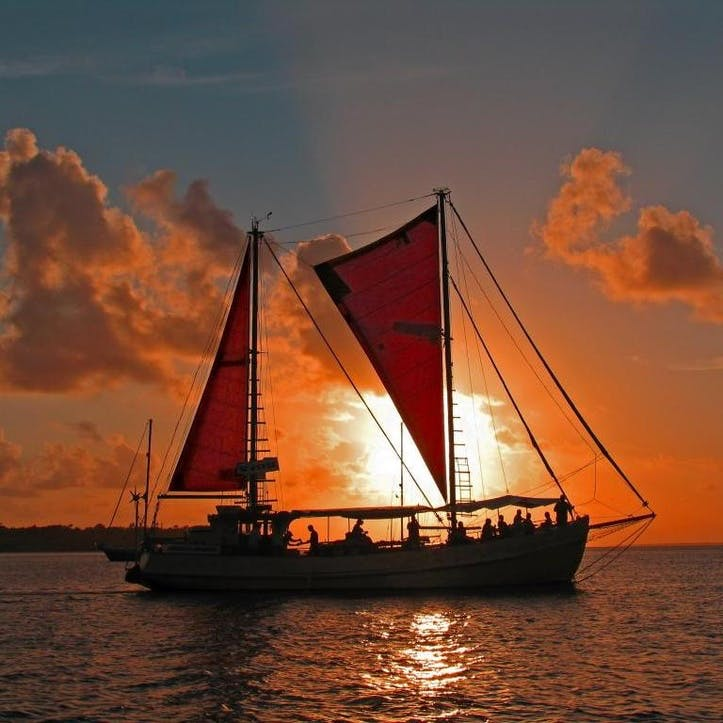 Honeymoon Sunset Cruise £150