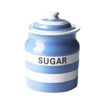 Sugar Storage Jar, 30oz/84cl, Blue
