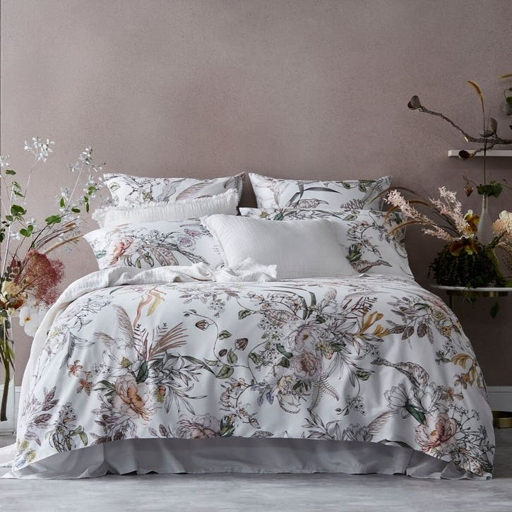 The Botanist Quilt Set, Super King, Multi