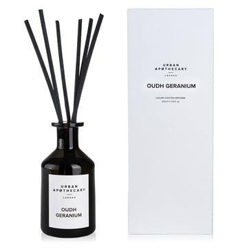 Oudh Geranium Luxury Diffuser, 200ml
