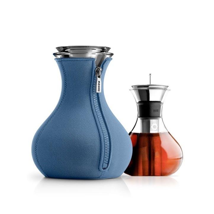 Tea Maker with Neoprene Cover - 1L, Moonlight Blue
