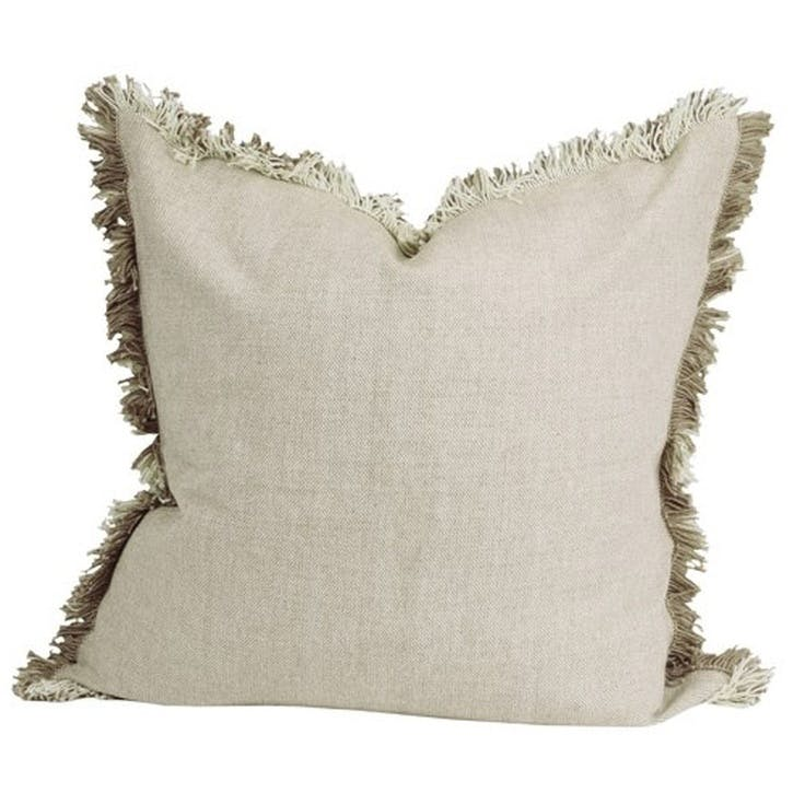 Heidi Cushion, Taupe
