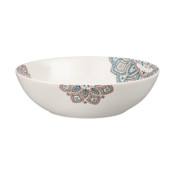 Mandala Medium Serving Bowl