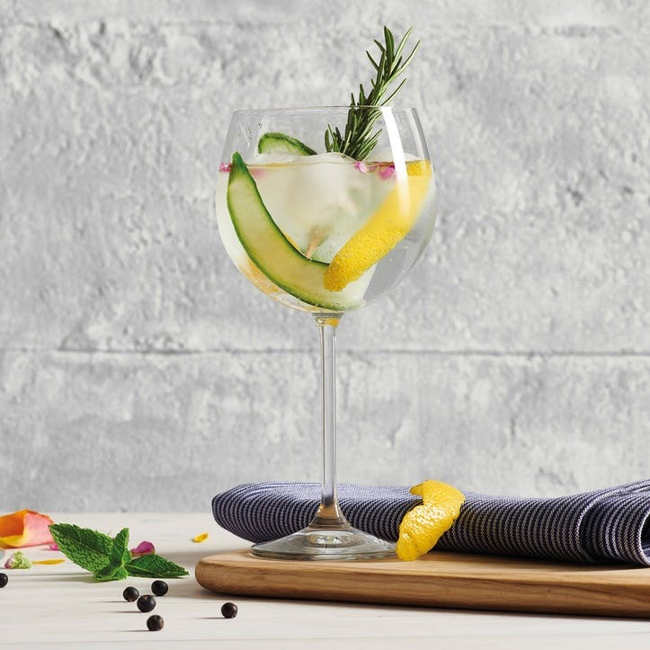 Classic Gin Glass, Set of 4