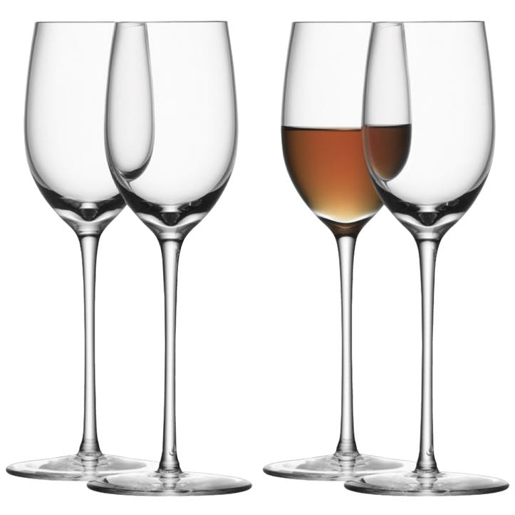 LSA Bar Sherry Glass, 190ml, Set of 4