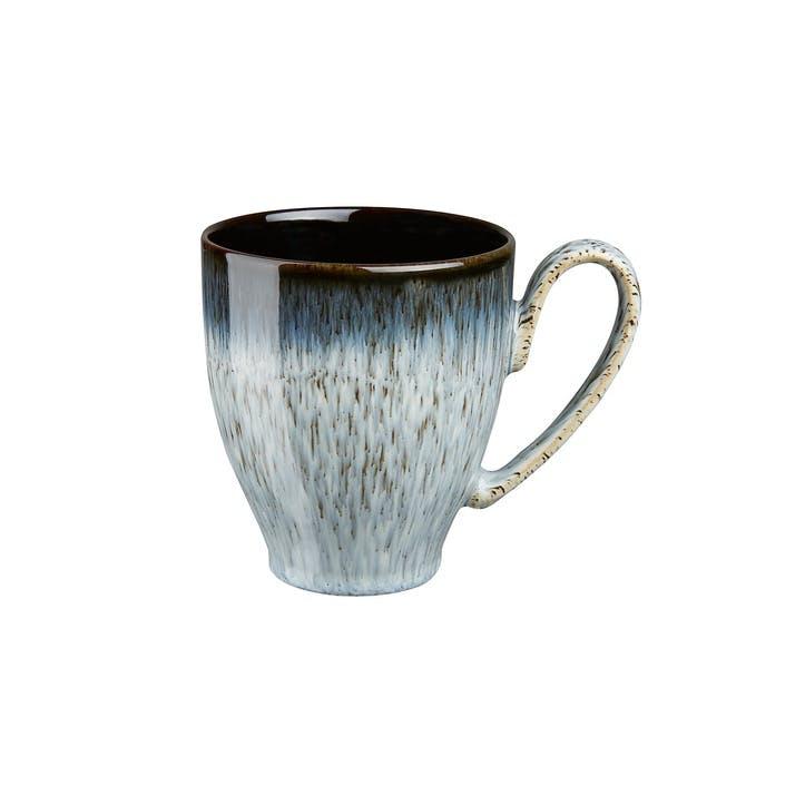 Halo Large Mug, 300ml, Black/ Blue