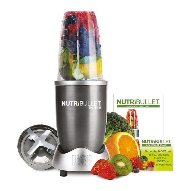 Nutribullet Starter Kit; Graphite