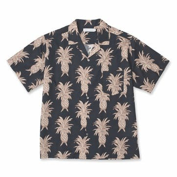 Howie Cuban Pyjama Shirt, Extra Large