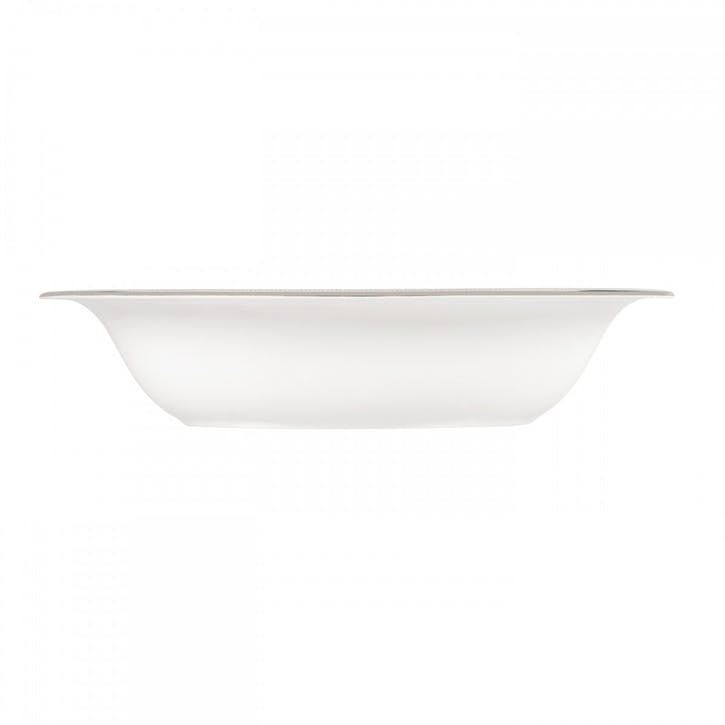 Lace Platinum Serving Dish