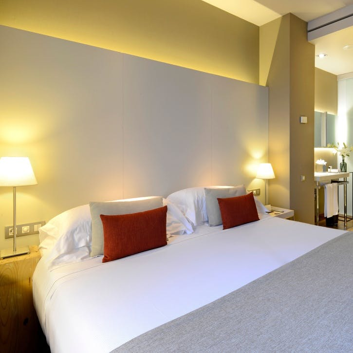 A voucher towards a stay at Grand Hotel Central for Two, Barcelona