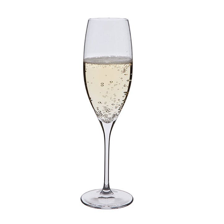 Wine Master Champagne Flutes Pair