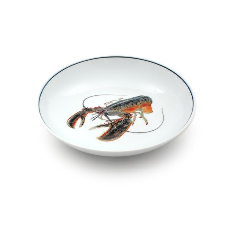 Seaflower American Lobster Salad Bowl, 19cm, Multi